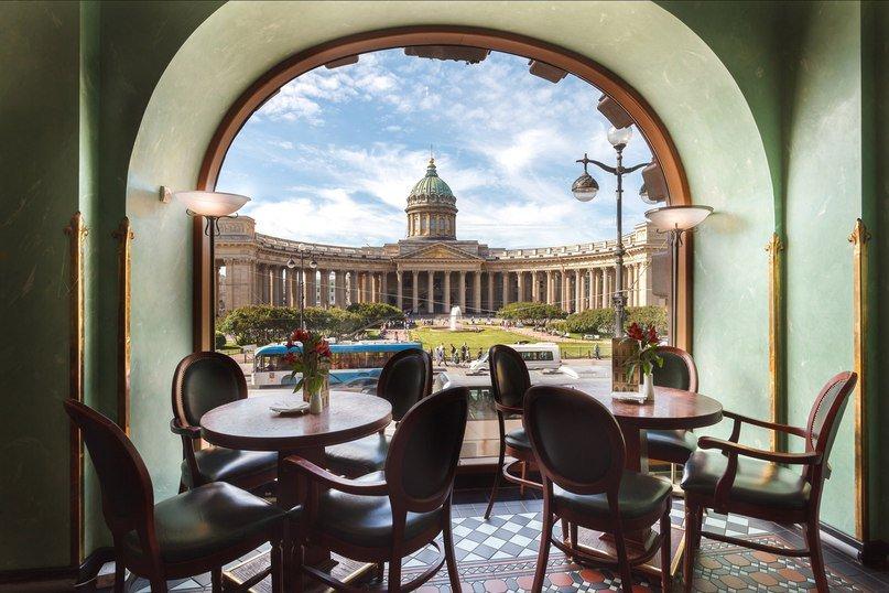 Санкт-Петербург кафе