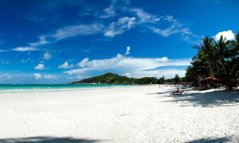 Хад Рин пляж