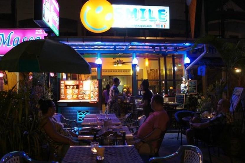 Ресторан Smile Khaolak
