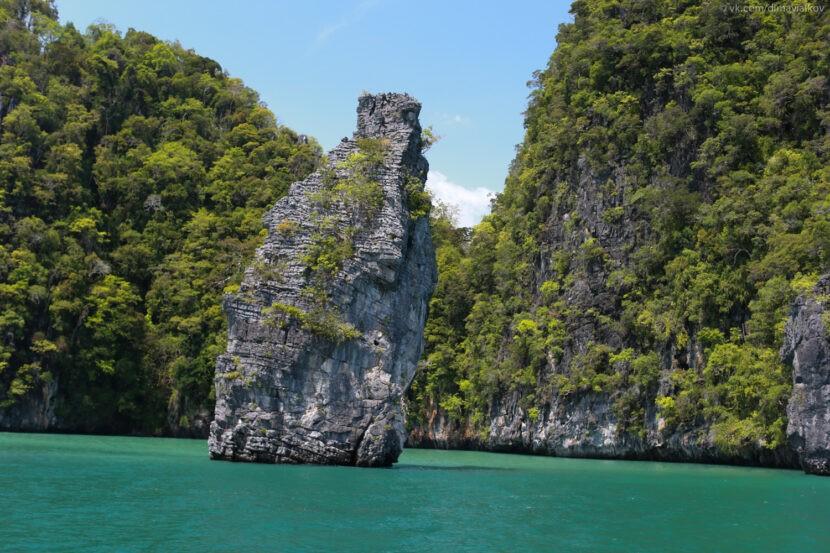 Остров Ко Хонг