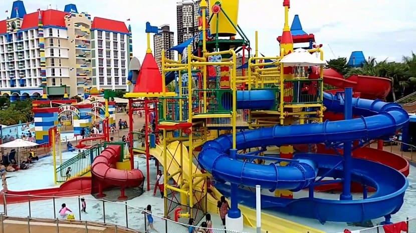 Waterpark Legoland