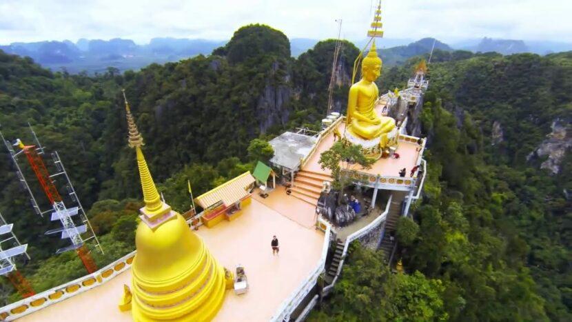 Ват Там Суа (Тигровая Пещера)