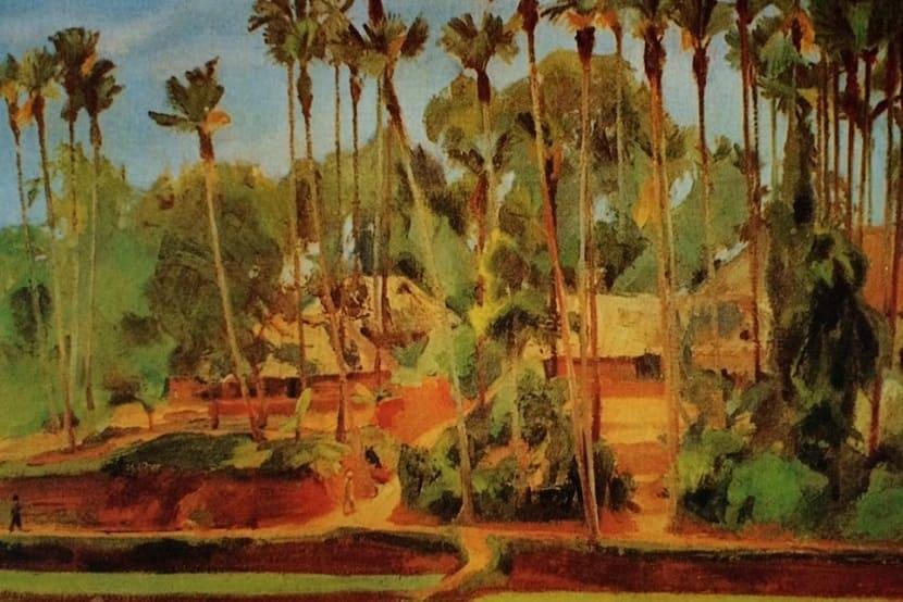 Вьетнамская картина