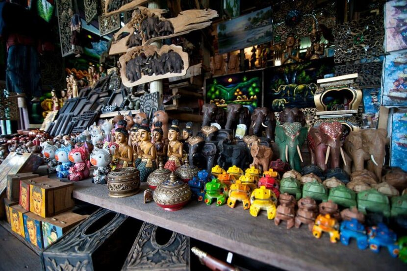 Сувениры слоны