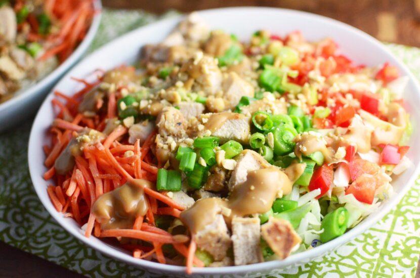 """Что-нибудь """"ям"""" (сладкие и пряные тайские салаты)"""