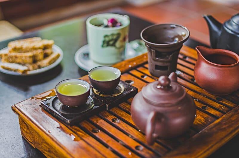 Вьетнамские Чайные Сувениры