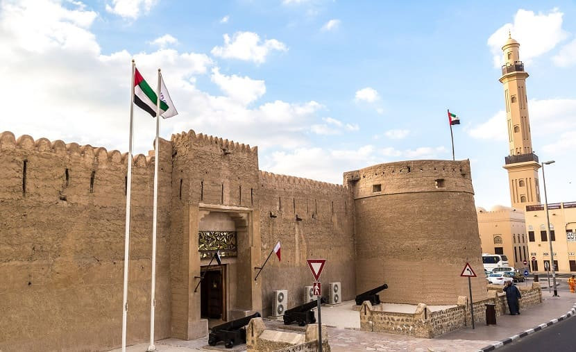 Исторический район Аль-Фахиди