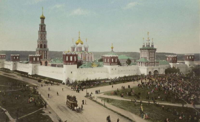 История Новодевичьего