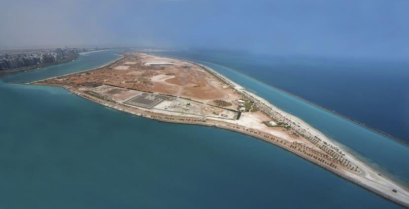Остров Аль Лулу