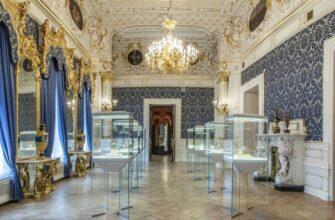 Музей Фаберже в Санкт-Петербурге - где находится, как добраться, фото
