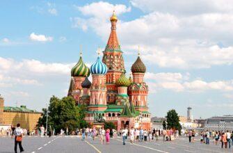 Собор Василия Блаженного в Москве - краткое описание, фото, где находится