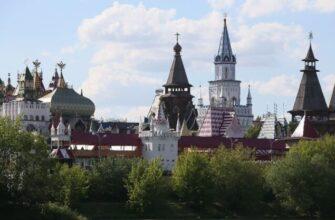 Измайловский кремль в Москве - как добраться, метро, время работы