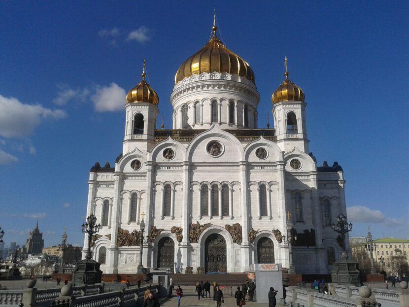 Храм Христа Спасителя в Москве - где находится, как добраться, цена билета