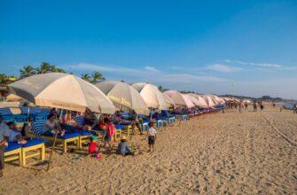 Пляж Бага на Гоа - когда ехать, что посмотреть, отели, фото, описание