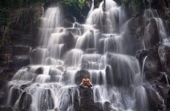 Водопады Убуда - список с названием и описанием [10 мест]