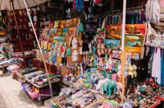 Рынки в Убуде - список с названием и описание [9 мест]