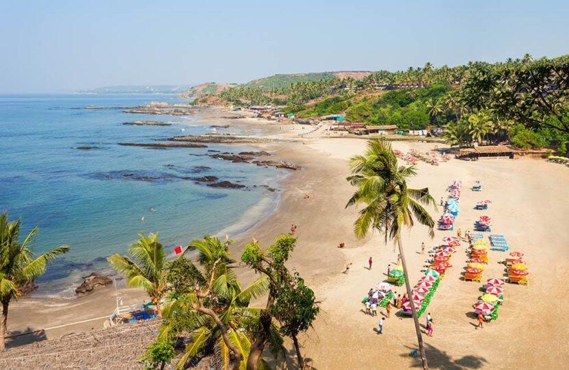 Пляж Калангут на Гоа - описание, фото, жилье, где поесть, что посмотреть