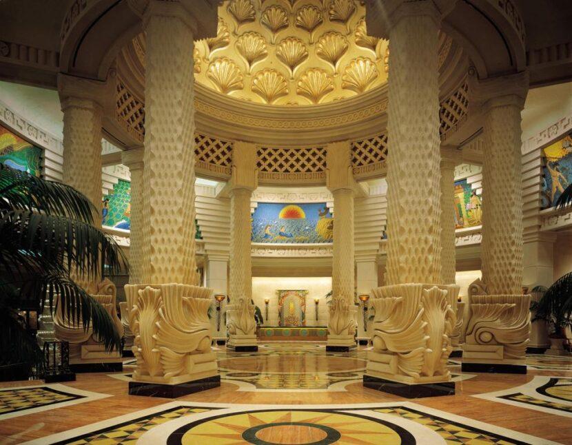 спа-салон отеля Atlantis