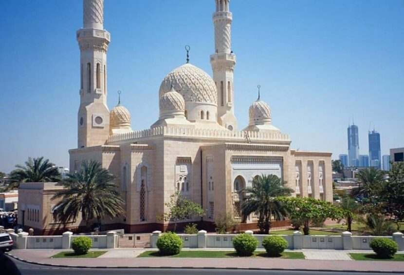 мечеть Джумейра Дубай