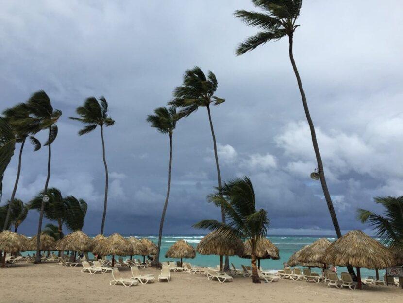 сезон дождей в Доминиканской Республике