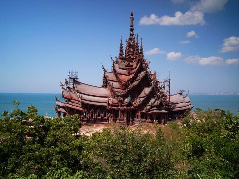 Святилище храма истины