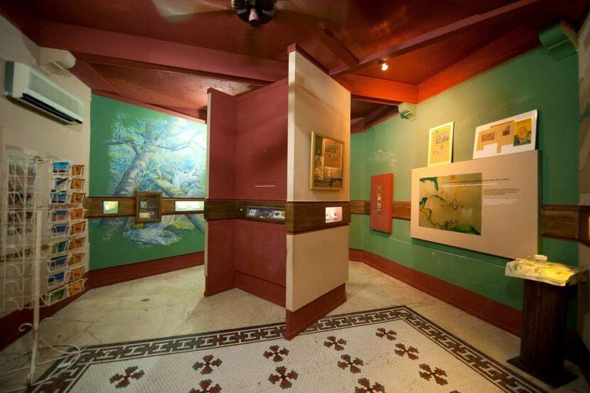 (Museo de Ambar Dominicano)