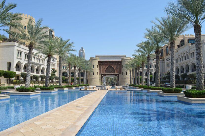 Palace Downtown of Duba