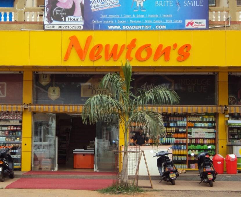 Супермаркет Newtons