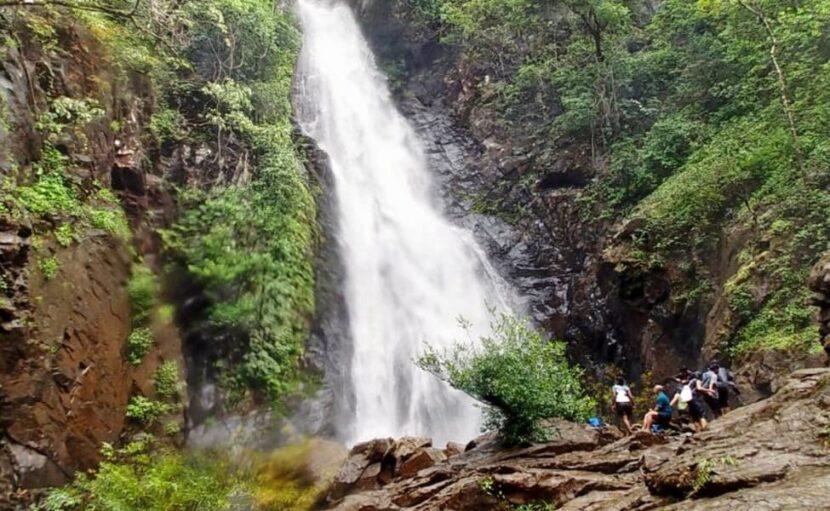 Todo Waterfall