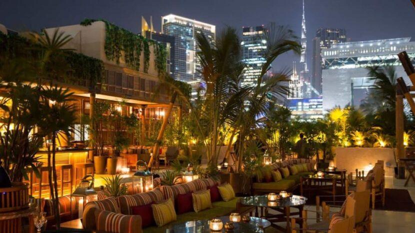 бары в Дубае