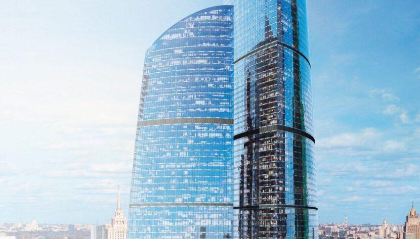 Башня Федерацииl