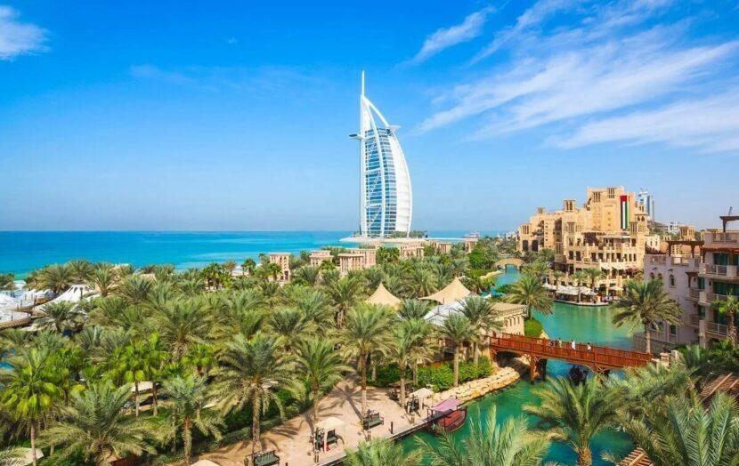 Ibiza style Jumeirah Dubai