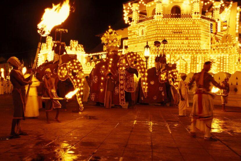 Фестиваль на Шри-Ланке
