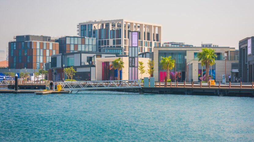 Рынок Al Seef Dubai Creek Carnival