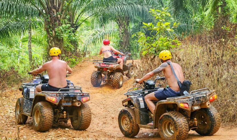 Phuket Paradise ATV Adventure-
