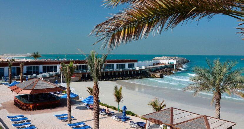 Dubai Marine Beach Resorts and spa