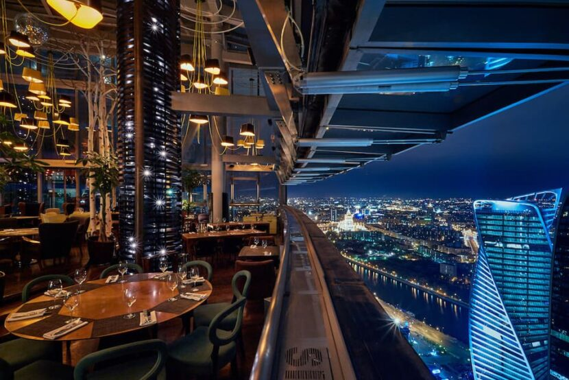 Ресторан Sixty-Ginza Project