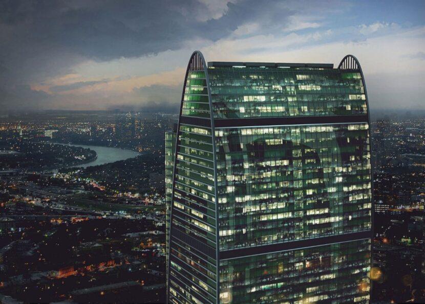 Башня Империя - Москва Сити