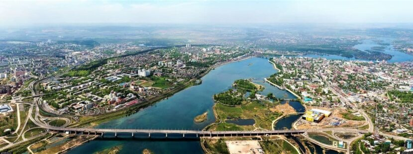 Иркутск и Байкал