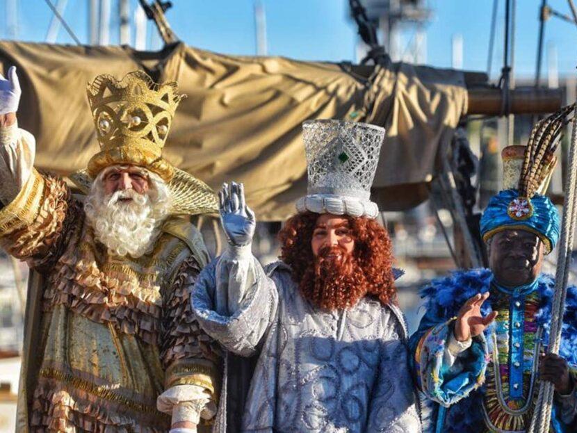 5-6 Января: День Трех Королей