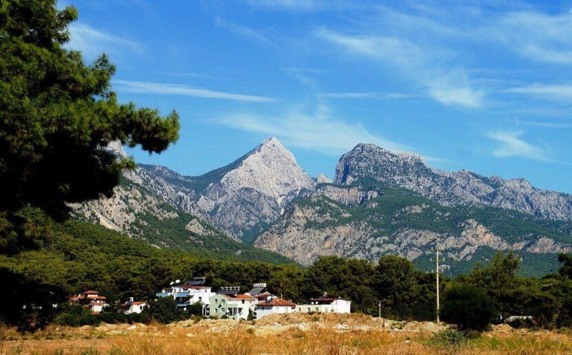 Таврские горы.
