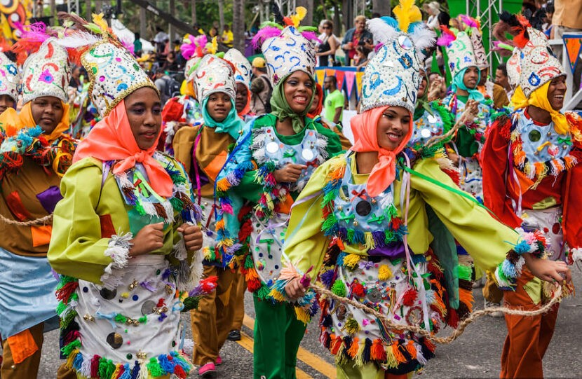 Февраль: Карнавал