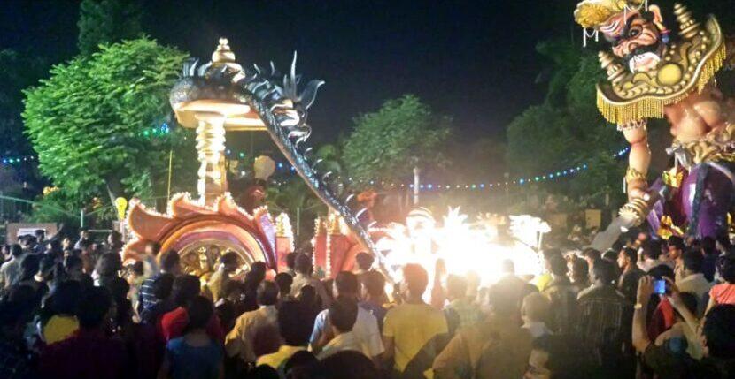 Наркасурские парады-октябрь / канун Дивали