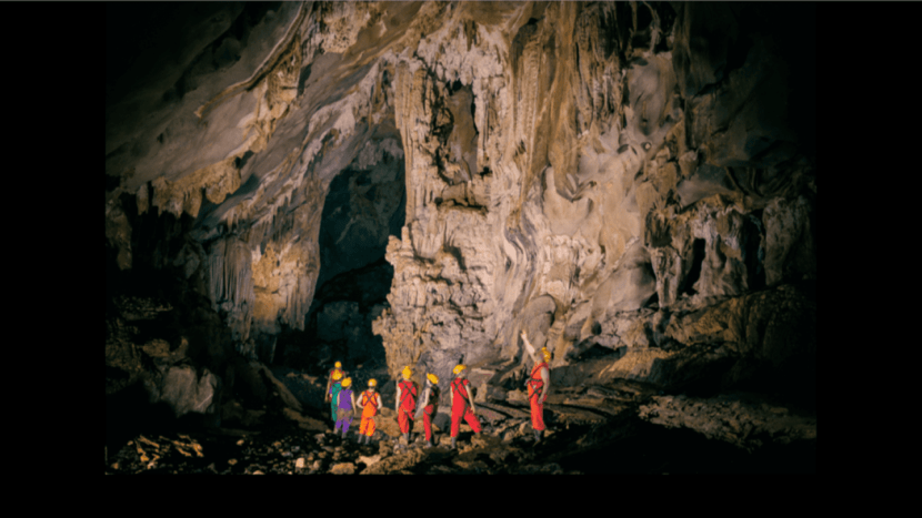 Веселая Пещера (Cueva Fun Fun)