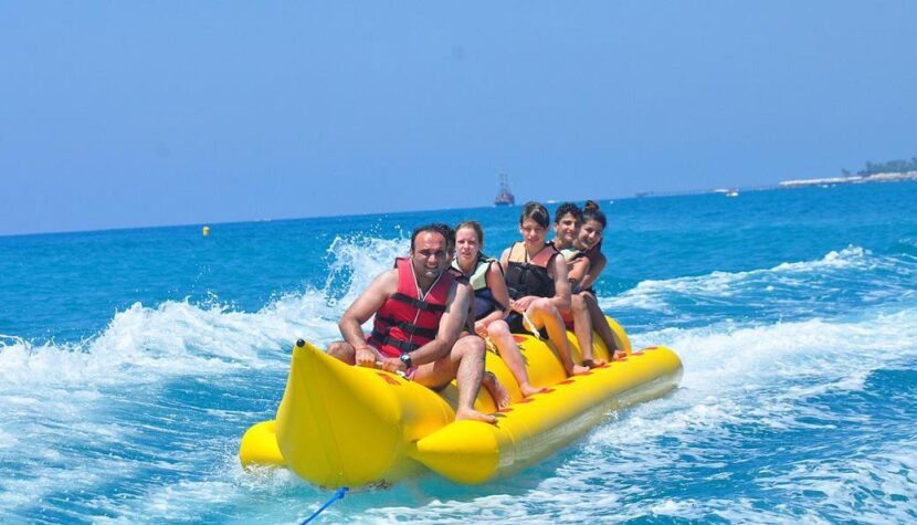 Water Sports in Colva Beach