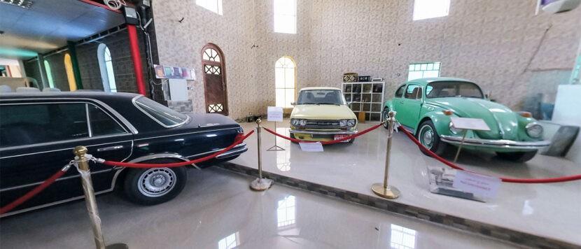 Музей классических автомобилей Аль Айна