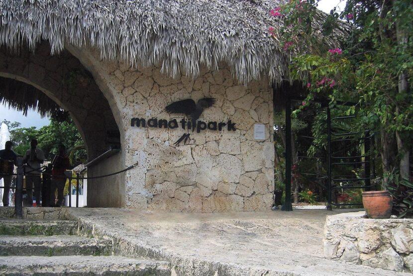 Парк Манати