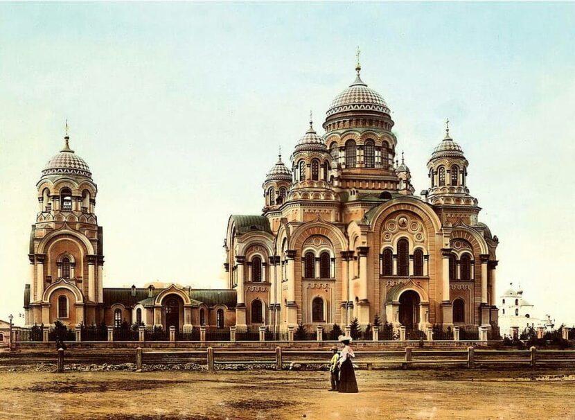Кафедральный собор Казань