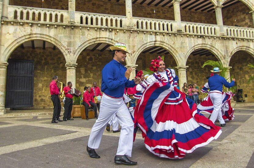 танцы в Доминикано