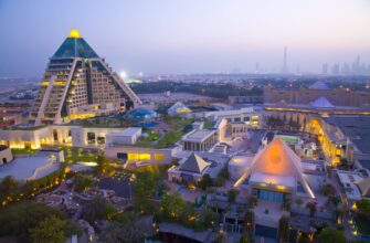 Торговые центры Дубая